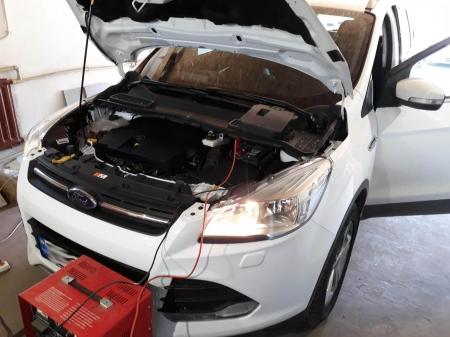 Ford Kuga 2 2,0 TDCi AT 2015 Чип-тюнинг