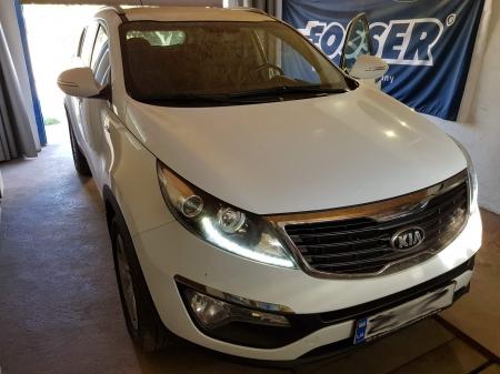 Kia Sportage 2,0 CRDI AT 2013 EGR Tun