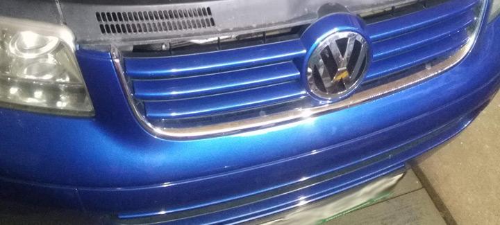 VW T5 2,5AT 2008г.в. Чип-тюнинг, EGR, DPF