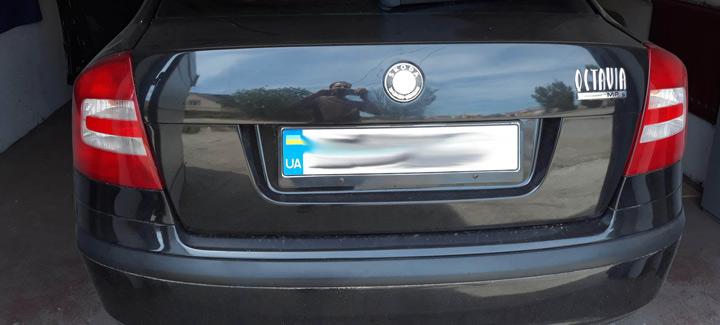 Scoda Octavia A5 1,6 2007 г.в. Чип-тюнинг, перевод на нормы Евро 2