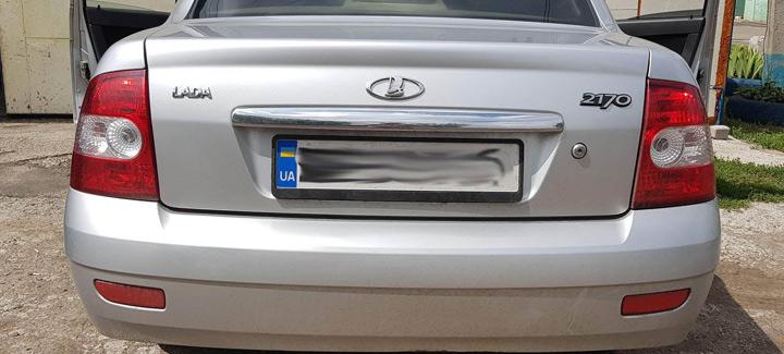 Lada Приора 1,6 МТ 2012 г.в. с электронной педалью газа - Чип-тюнинг, перевод на нормы Евро 2, изменение температуры включения вентилятора радиатора двигателя на более раннюю
