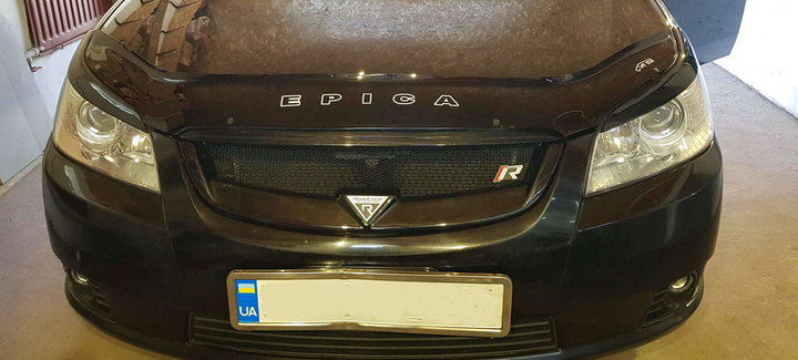 Chevrolet Epica 2,0 MT Чип-тюнинг и ремонт блока управления двигателем