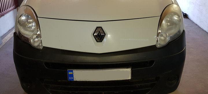 Renault Kengo 1,5 DCi MT 2012 Чип-тюнинг, отключение системы EGR и сажевого фильтра
