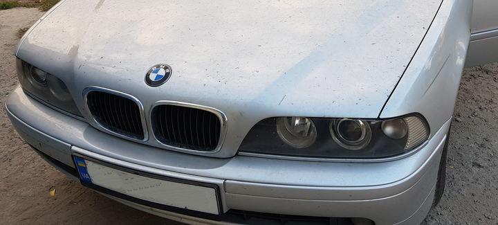 BMW 5 E39 2,5AT 2000 Перевод на нормы Евро2