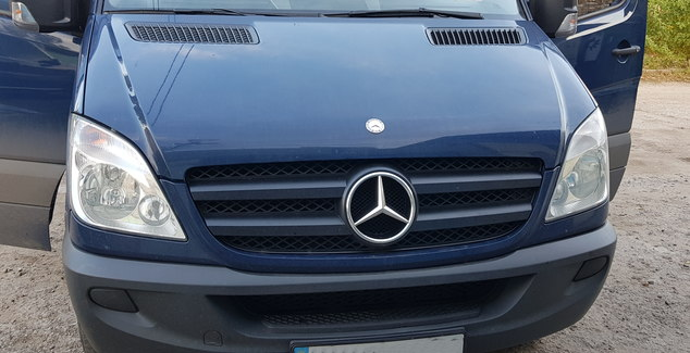 Mercedes Sprinter 2,2 MT 2012 Чип-тюнинг, отключение системы EGR и сажевого фильтра