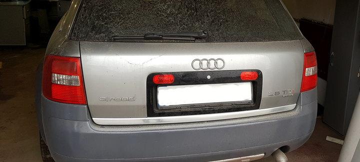 Audi Allroad 2,5 TDi AT 2002 Чип-тюнинг