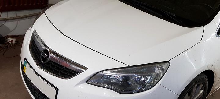 Opel Astra J 1,3 CDTi MT 2011,отключение системы EGR и сажевого фильтра