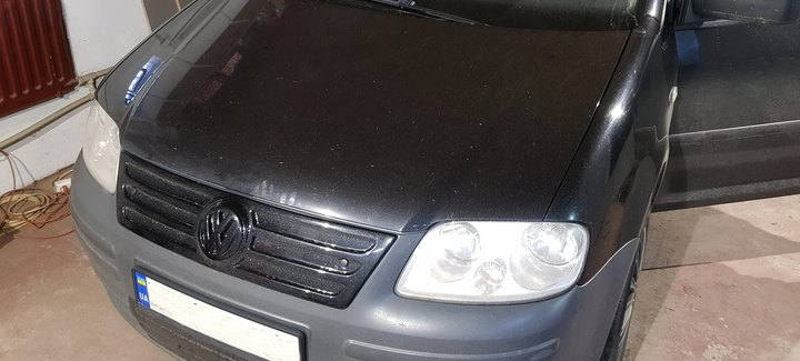 Volkswagen Caddy 1,9D MT 2006 Чип-тюнинг, отключение системы EGR