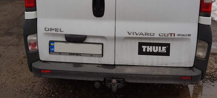 Opel Vivaro 2,0 CDTi MT 2012 Чип-тюнинг, отключение системы EGR и сажевого фильтра
