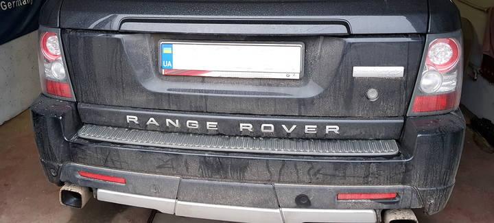 Range Rover 5.0 Supercharged AT 2011 Чип-тюнинг, перевод на нормы Евро 2
