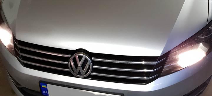 VW Passat B7 2,5 AT 2013 USA Чип-тюнинг,перевод на нормы Евро 2, отключение системы вторичного воздуха