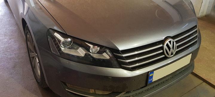 VW Passat 2,5AT 2013 USA - Чип-тюнинг, перевод на нормы Евро2, отключение системы вторичного воздуха