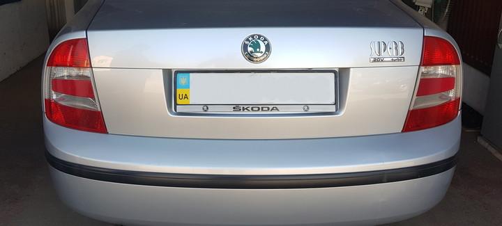 Skoda Superb 1,8T MT 2007 - Чип-тюнинг, перевод на нормы Евро2