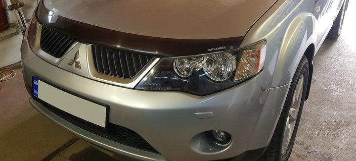Mitsubishi Outlander XL 3,0АТ - Чип-тюнинг, перевод на нормы Евро2