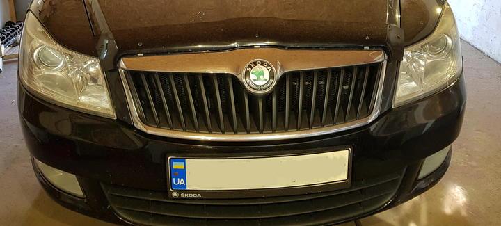 Scoda Octavia A5 1,8 TSI MT 2010 - Чип-тюнинг, перевод на нормы Евро2, отключение системы вихревых заслонок