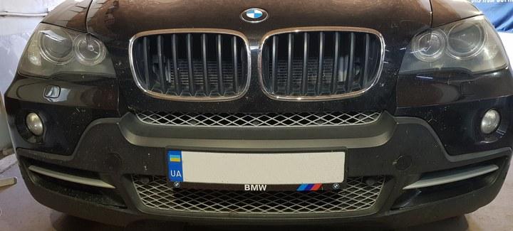 BMW X5 E70 3,0AT 2007 - Чип-тюнинг, перевод на нормы Евро2