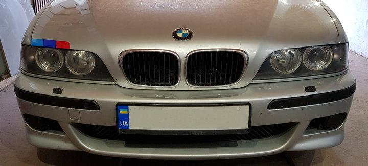 BMW E39 3,0 AT 2002 - Клонирование данных блока управления двигателем для замены, чип-тюнинг, перевод на нормы Евро2